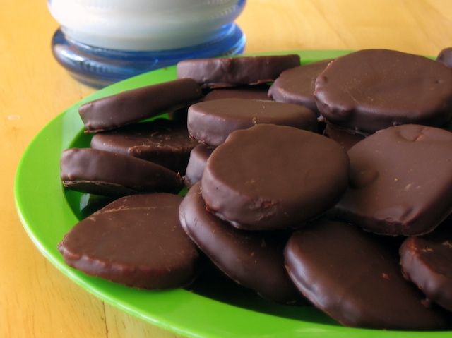 Girl Scout Thin Mints 014