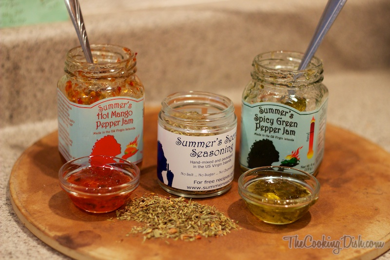 Featured Part 1 Summer's Secret Seasoning and Pepper Jams