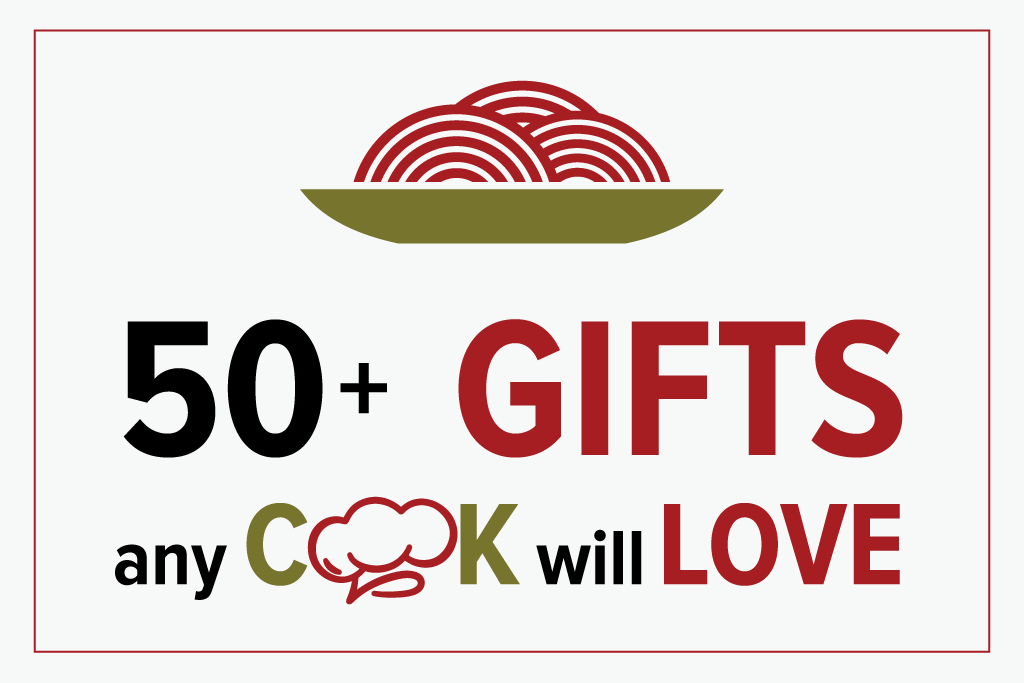 The 50+ Best Kitchen Gifts – 2015 Gift Guide