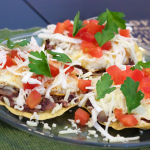 Black Bean Breakfast Tostadas are easy to make and so delicious!