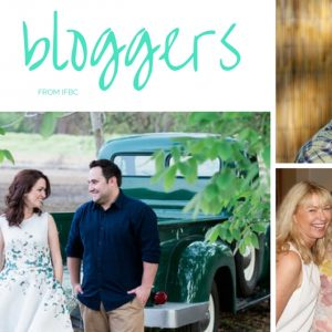 Food Bloggers from IFBC 2016