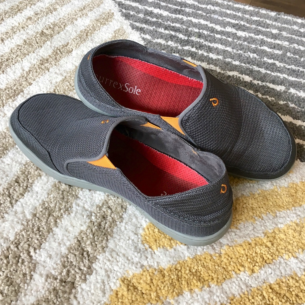 Olukai Mesh Zero-Drop Shoes